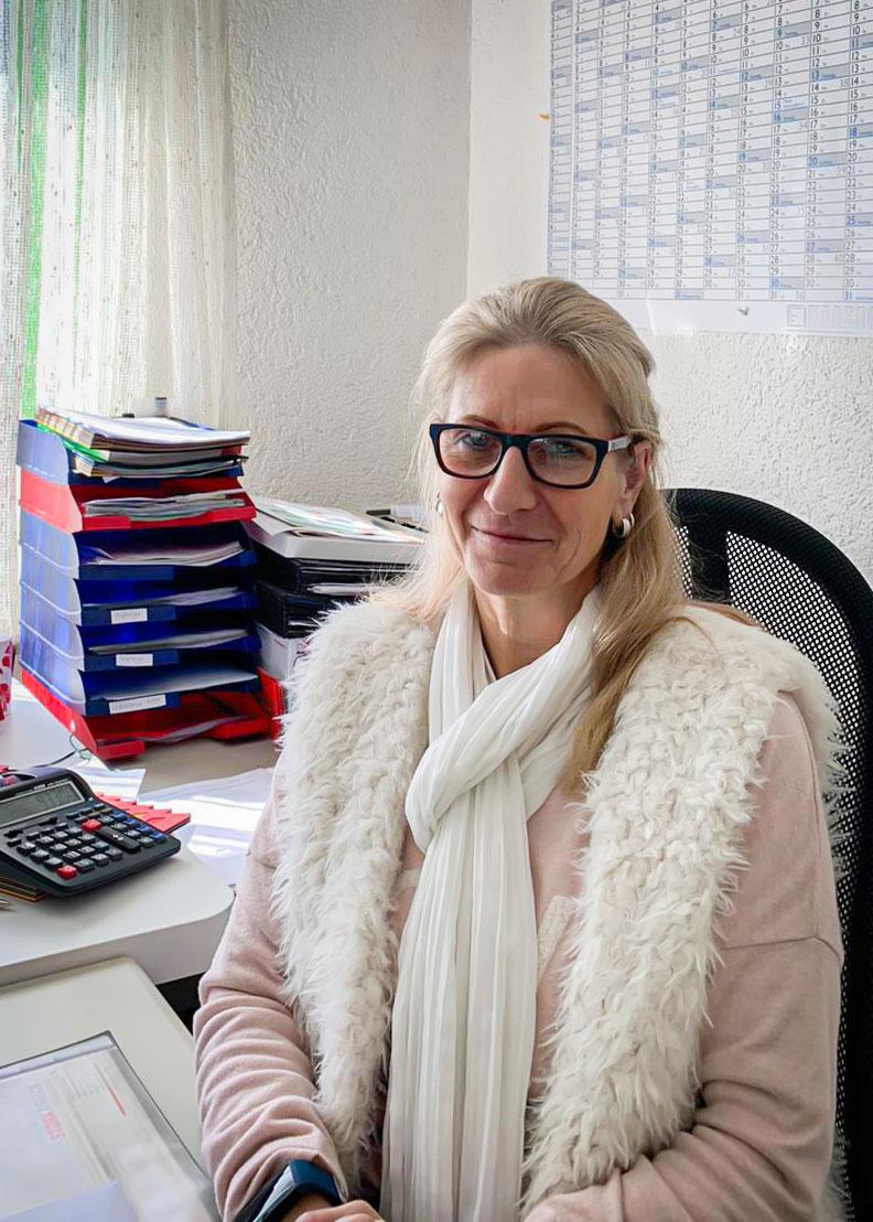 Gabi Scheurer